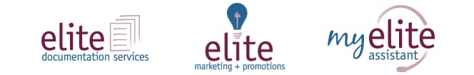 About Elite Office Solutions - Documentation, Marketing + Promotions, Virtual Assistant Services